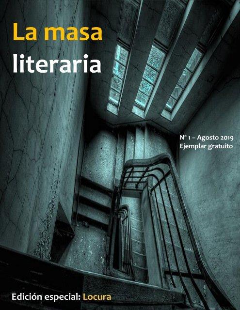 La masa literaria-Primer número-Agosto 2019