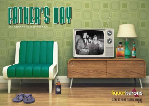 Fathers Day Catalogue 2019