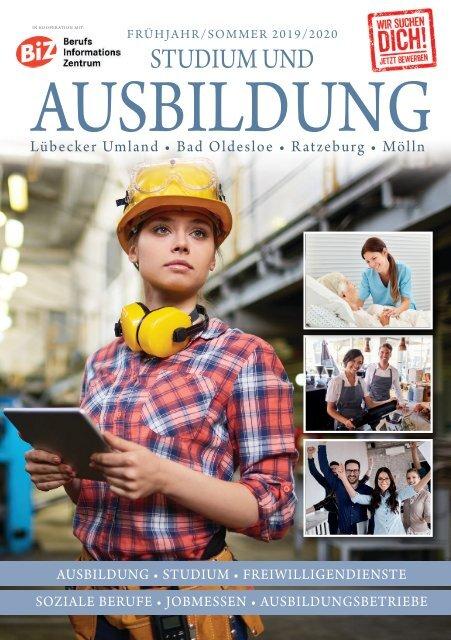 Studium & Ausbildung Frühjahr / Sommer  2019/20