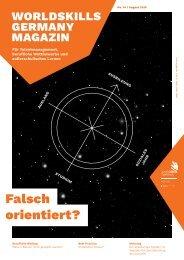 WorldSkills Germany Magazin - Ausgabe 14 - August 2019