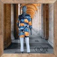 CHOISE Spring 2020 catalogue