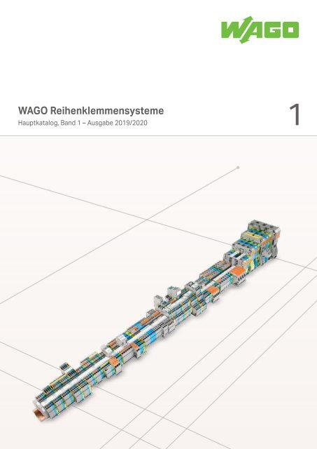 1 Stück WAGO  285-137   2-Leiter-Durchgangsklemme 16 mm  grün-gelb  NEU