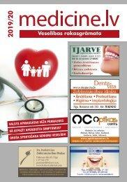 medicine.lv Veselības rokasgrāmata 2019/20