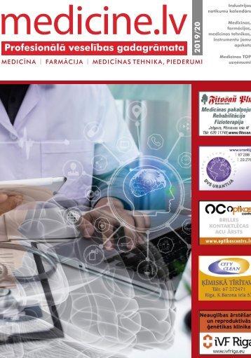 medicine.lv Profesionālā veselības gadagrāmata 2019/20
