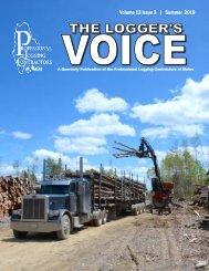 PLC Logger's Voice - Summer 2019