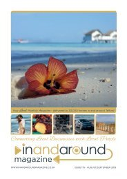 In and Around Mag Aug19