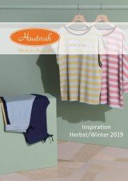 Hautnah Katalog Herbst Winter 2019