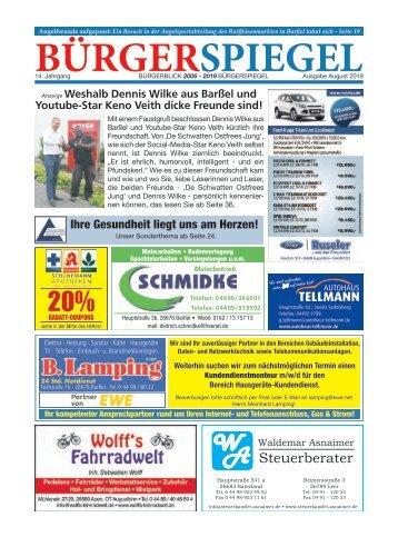 Bürgerspiegel | August 2019