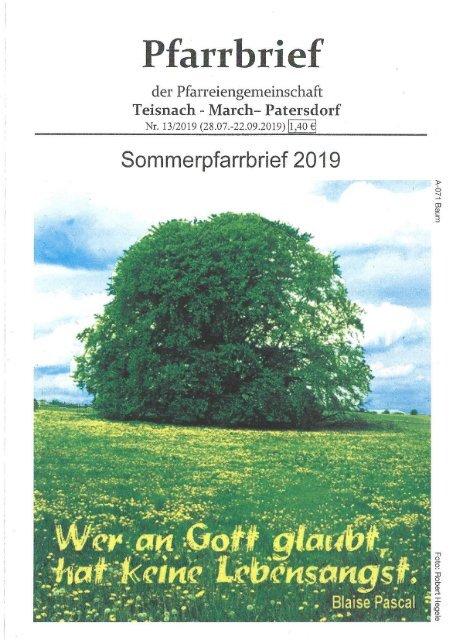 Sommerferien- Pfarrbrief-13-2019