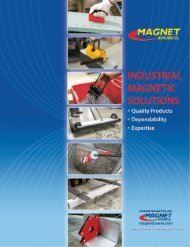 Industrial Magnetic Solutions Catalog