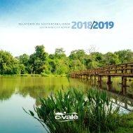 Relatório de Sustentabilidade 2018/2019