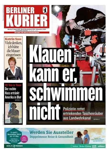 Berliner Kurier 05.08.2019