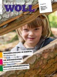 WOLL Magazin Warstein Möhnesee Rüthen Sommer 2019