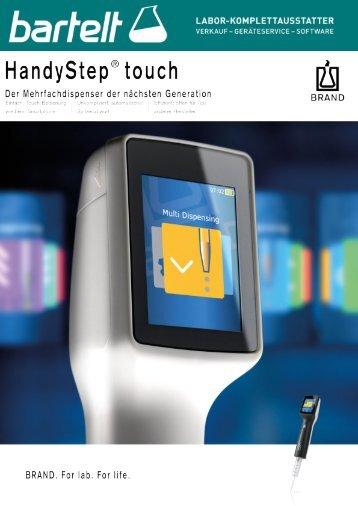 HandyStep touch personalisiert Bartelt