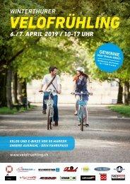 Winterthurer Velofrühling 2019 Ausstellungszeitung