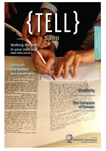 TELL Magazine August - September 2019