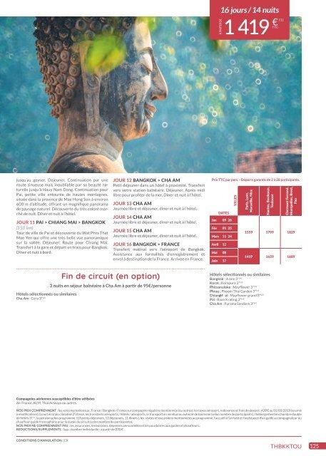 Voyamar - Circuits et Séjours | Hiver 2019 Printemps 2020