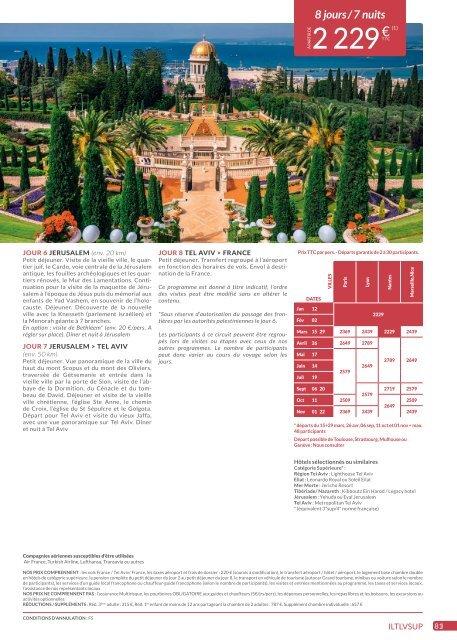 Voyamar - Circuits et Séjours   Hiver 2019 Printemps 2020