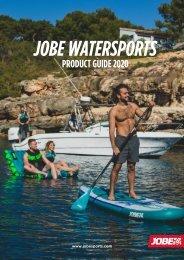 JOBE catalogue Summer 2020