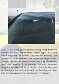 Different Types of Windscreen Chip Repair for Your Car - Page 6