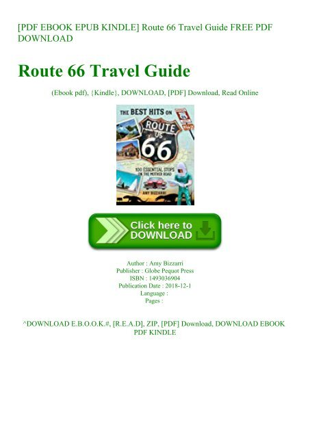 Route 66 dating