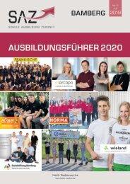 Ausbildungsführer 2020 Bamberg