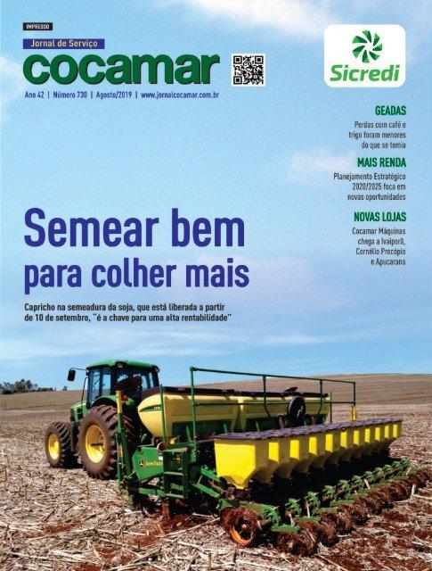 Jornal Cocamar Agosto 2019