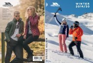 Catalogue Winter 2019/2020 Trespass