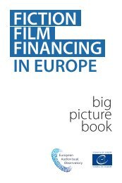 Fiction Film Financing in Europe by Martin Kanzler