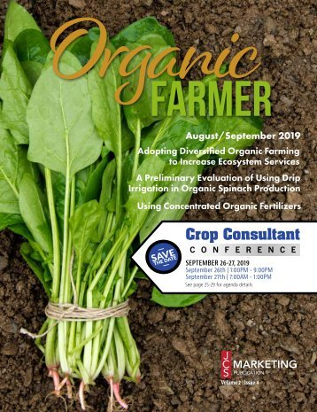 Organic Farmer Aug/Sept 2019