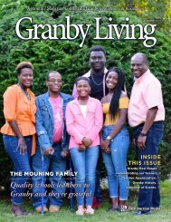 Granby Living August2019