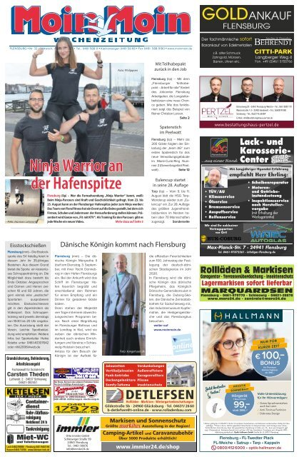 MoinMoin Flensburg 32 2019