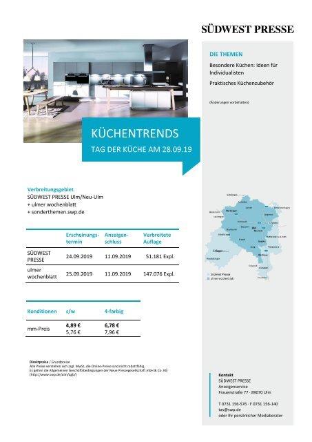 2019/32 Mediadaten_Küchentrends, ET 24.09.19