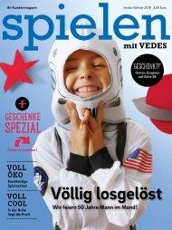 VEDES Magazin Frühjahr/Sommer 2019   VM29