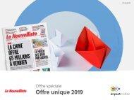 NOUVELLISTE_OFFRE_Unique_2019