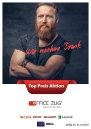 Drucker Aktion 2019