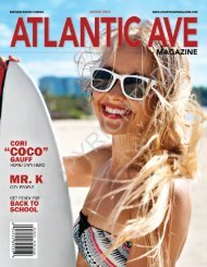 Atlantic Ave Magazine - August 2019