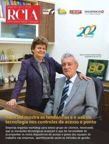 RCIA - EDIÇÃO 169 - AGOSTO 2019