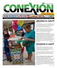 Conexion August