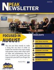 EmployeeNewsletter-August 2019