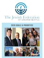 2020 Goals & Priorities