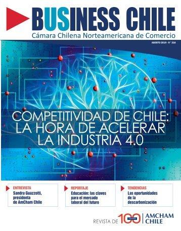 Revista Business Chile - Agosto 2019