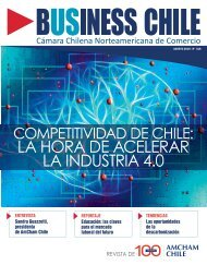 Revista Business Chile - Agosto 2019