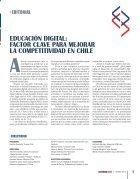 Revista Business Chile - Agosto 2019 - Page 5