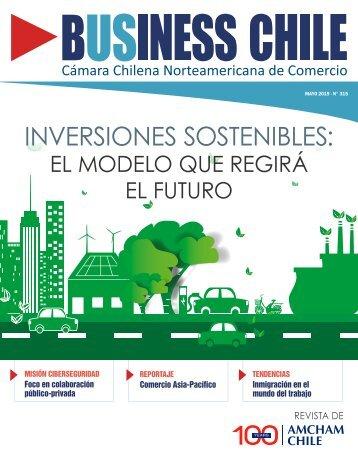 Revista Business Chile Mayo 2019