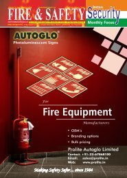 Fire & Safety August 2019