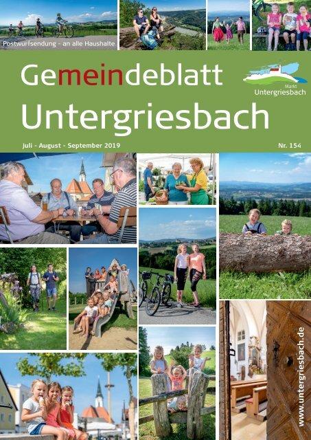 Gemeindeblatt Untergriesbach 154