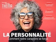 Thema n°13 | La personnalité