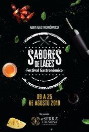 GUIA GASTRONÔMICO - SABORES DE LAGES