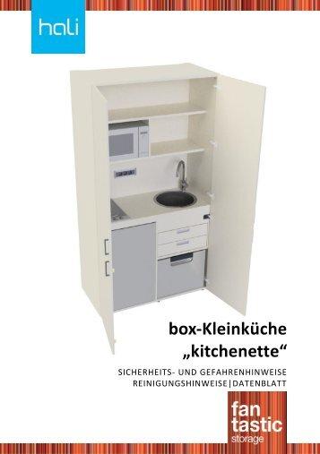 Bedienungsanleitung kitchenette